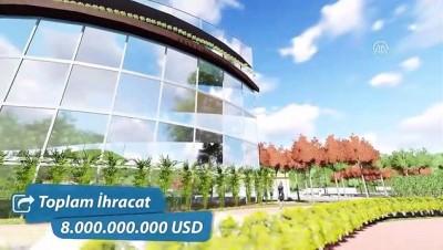 milyar dolar - Trabzon Yatırım Adası Endüstri Bölgesi istihdama katkı sağlayacak - TRABZON