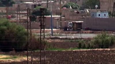 YPG sınır hattında varlık göstermeye devam ediyor (3) - NUSAYBİN