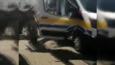 - Afrin'de Patlama: 2 Ölü