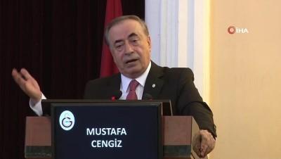 bakanlik - Arşiv -Mustafa Cengiz Riva ve Florya için ne demişti?