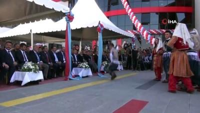 siyasi partiler -  Bahçeşehir Koleji Elbistan Kampüsü'ne görkemli açılış