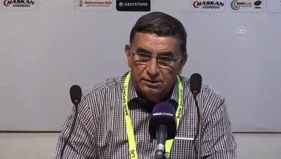 Balıkesirspor - Ümraniyespor maçının ardından - BALIKESİR