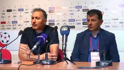 Balıkesirspor - Ümraniyespor maçının ardından