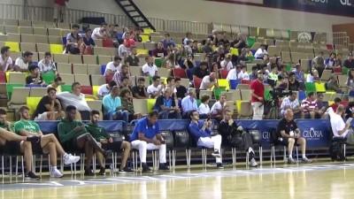 basketbol - Basketbol: Gloria Kupası - ANTALYA
