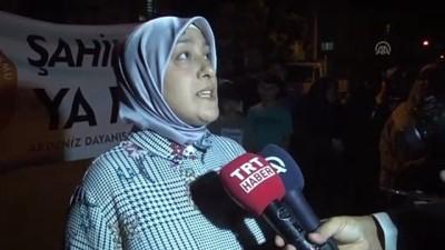 Diyarbakır annelerine destek konvoyu yola çıktı - ANTALYA