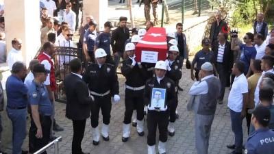 Diyarbakır şehidi Diger son yolculuğuna uğurlandı