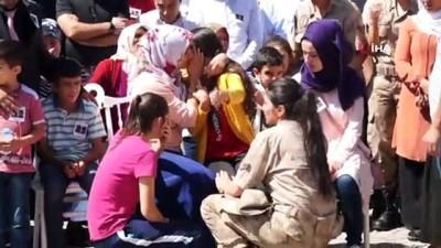 Diyarbakır şehitleri törenle son yolculuğuna uğurlandı
