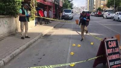 Dükkanının önünde husumetlisi tarafından tabancayla vuruldu