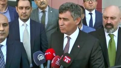 Feyzioğlu: 'PKK'ya DHKP-C'ye laf söyleyin dediğimizde tık yok' - SİVAS