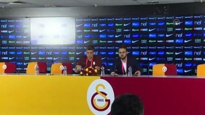 Galatasaray - Kasımpaşa maçının ardından - Levent Şahin - İSTANBUL