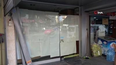 hamile kadin -  Hamile kadına dehşeti yaşatan magandaların baklavacı dükkanları kapanmaya başladı