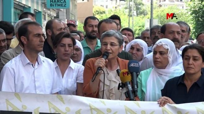 diyarbakir - HDP'li vekilden skandal sözler!