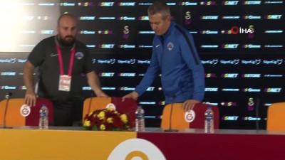 """Kemal Özdeş: """"Maç sonuna kadar skor yakalamaya çalışan takım vardı"""""""