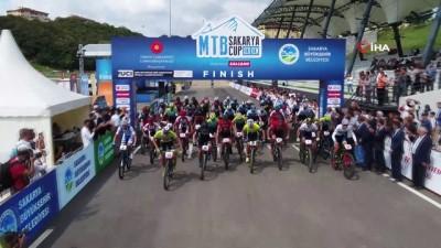 kalamis - MTB Cup Sakarya bisiklet yarışları başladı