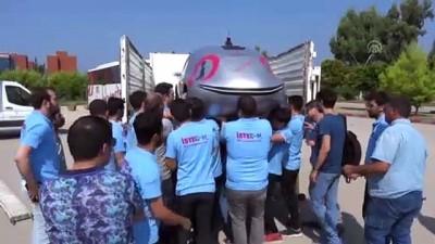 Öğrencilerin hazırladığı projeler yarışmaya gönderildi - HATAY