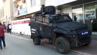 Osmaniye HDP İl Binasında arama