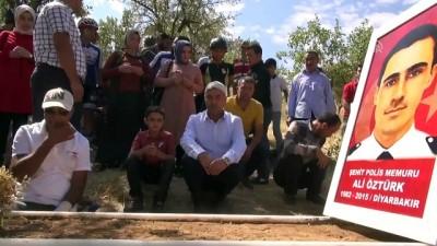 Pedallar şehit polis memuru Ali Öztürk için çevrildi - ŞANLIURFA