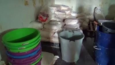 Peynir imalathanesine baskın - KAYSERİ