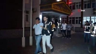 Samsun'da uyuşturucu ticaretinden 6 tutuklama