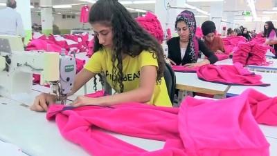 tekstil atolyesi - Siirt'te kurulan tekstil atölyesi 200 işçi alacak