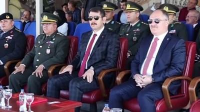 Sivas'ta 33. dönem sözleşmeli erler yemin etti