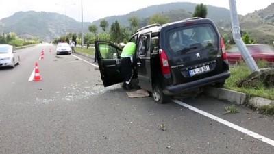 Trafik kazası: 4 yaralı - ORDU