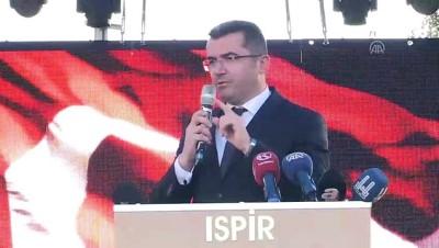 'Uluslararası Tarihi İspir Panayırı' başladı - ERZURUM