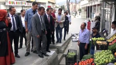 Vali Akbıyık'tan Şemdinli ilçesinde ziyaret - HAKKARİ