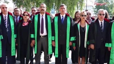 3. Genişletilmiş İç Anadolu Bölgesi Baro Başkanları Toplantısı - Metin Feyzioğlu - SİVAS