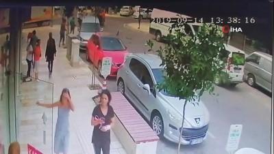 6 aracın karıştığı zincirleme kazada 1 kişi yaralandı