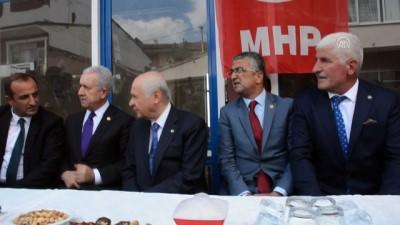 Bahçeli: 'MHP olarak ülkeyi karşılıksız seviyoruz' - GÜMÜŞHANE