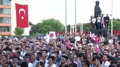 Bahçeli: 'Yeni hükümet sisteminden dönüş yoktur' - ERZİNCAN