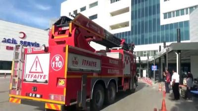 Boyabat 75. Yıl Devlet Hastanesinde yangın tatbikatı - SİNOP