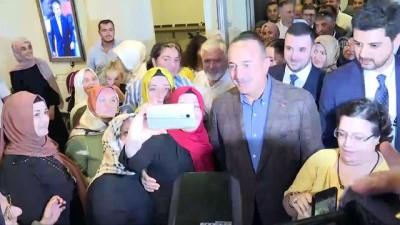 Çavuşoğlu, AK Parti İl Başkanlığı'nı ziyaret etti - YALOVA