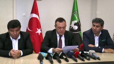'En güzide ve en iyi takımlardan biri artık Denizlispor' - DENİZLİ