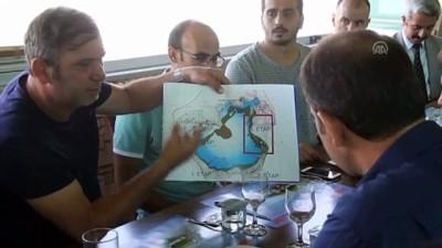 Hafik Gölü turizme kazandırılacak - SİVAS