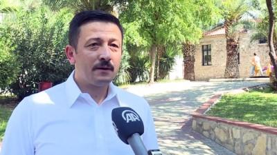 muhalefet - Hamza Dağ: 'Ekonomideki olumlu gidişat, vatandaşlarımıza yansımaya başladı' - İZMİR
