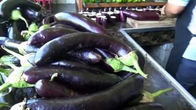 Kebabıyla damakları coşturan lezzet: Birecik patlıcanı - ŞANLIURFA