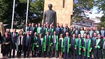 """Metin Feyzioğlu: """"Yargı Reformu Strateji Belgesinin çıkması konusunda umutluyuz"""""""