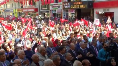 """MHP Lideri Bahçeli: """"İhanet imanın karşısında duramaz. Bunların amacı Yenikapı ruhunu zedelemek"""""""