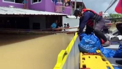 felaket -  - Tayland'daki sel felaketinde toplam 32 kişi hayatını kaybetti