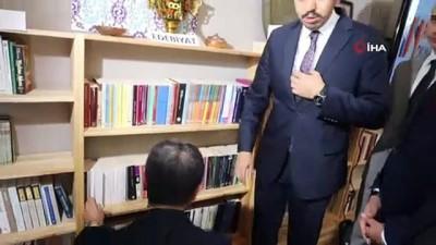 """milletvekili -  - YTB Başkanı Eren: """"Gençlerimiz Türkçeyi unutmamalı"""""""