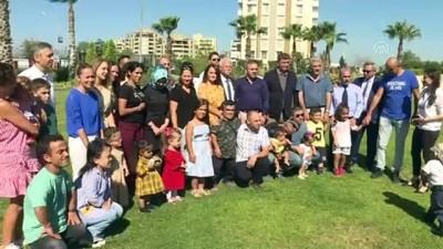 Akondroplazi hastaları İzmir'de bir araya geldi