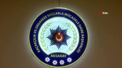 Aksaray'da 381 adet tarihi eser ele geçirildi