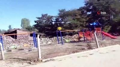 Çerkeş depreminden yeni görüntüler ortaya çıktı