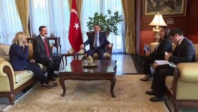 milyar dolar - Cumhurbaşkanı Yardımcısı Oktay, Azerbaycan'da (2) - BAKÜ