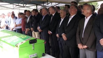 Düzce Belediye Başkanı Özlü'nün annesi son yolculuğa uğurlandı - DÜZCE