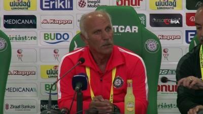 """İnce: """"Bursaspor'a süper lig yakışır"""""""