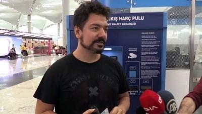 polis memuru - İstanbul Havalimanı'nda harç pulu otomat uygulaması - İSTANBUL