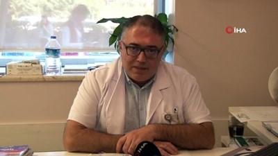 Karabük'te proloterapi tedavisinin ilki yapıldı